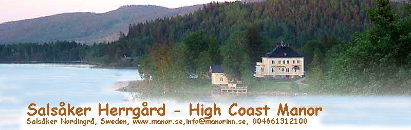 High Coast Manor Sweden